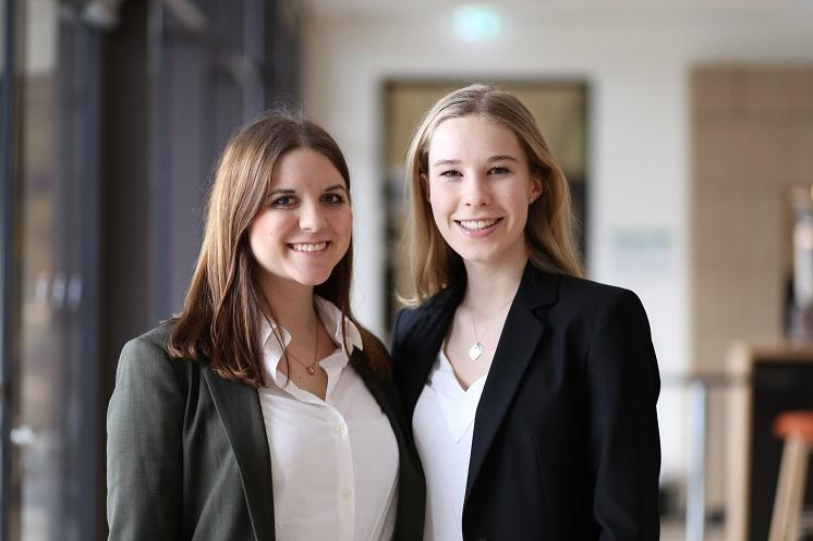 Denise Reffelmann & Julia Nagel