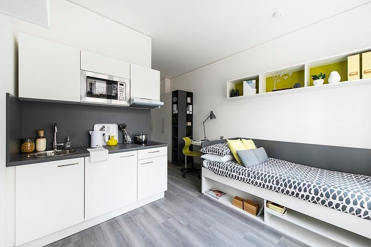 Accommodation Frankfurt School