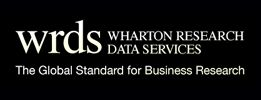 wrds - Wharton Research Data Services