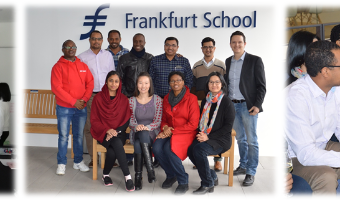AFFP Policy and Business Fellows in Frankfurt for Leadership Academy