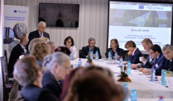 EaSI TA Thematic Seminar in Deva, Romania 2017
